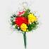 코사지 가슴에다는꽃